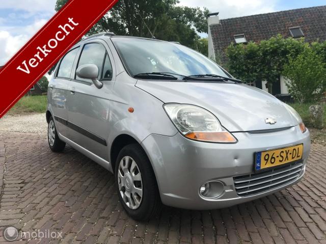 Chevrolet-Matiz